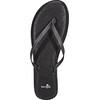 Sanük Yoga Bliss Sandalen Dames zwart